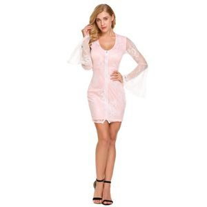 963be0f54729 Robe dentelle - Achat   Vente pas cher - Cdiscount - Page 86