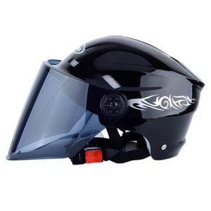 CASQUE MOTO SCOOTER Casque de moto adulte, Casque moto cross, Casque d