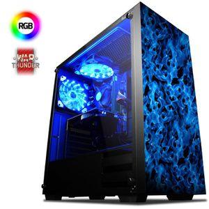 UNITÉ CENTRALE  VIBOX Killstreak GS650-105 PC Gamer Ordinateur ave