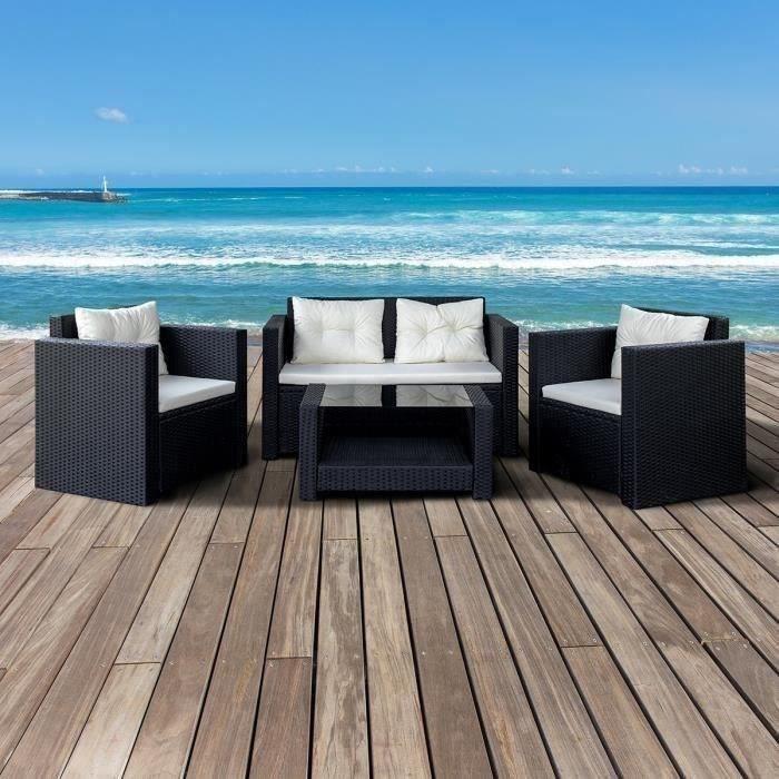 salon de jardin beau rivage