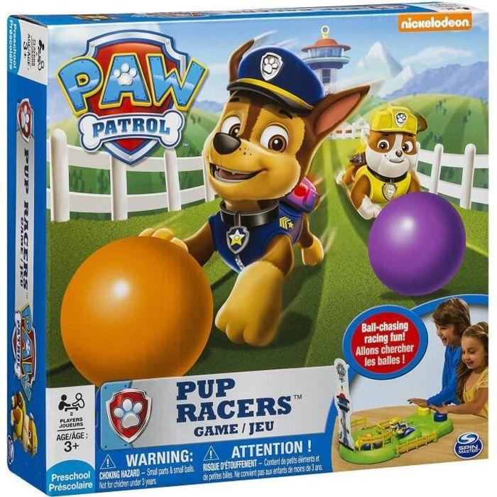 PAT PATROUILLE La Course des Chiots Paw Patrol Spinmaster