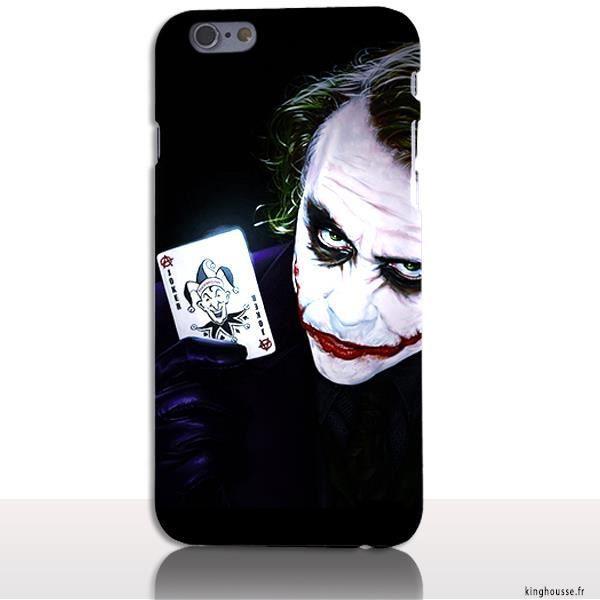 coque joker iphone 6 plus