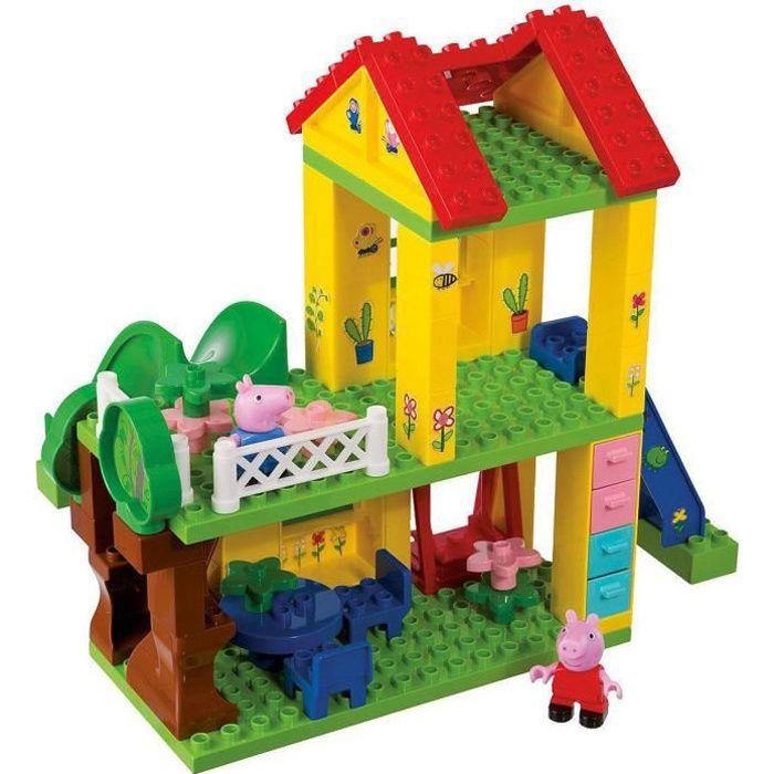 Peppa pig la maison achat vente assemblage - Jeux de peppa ...