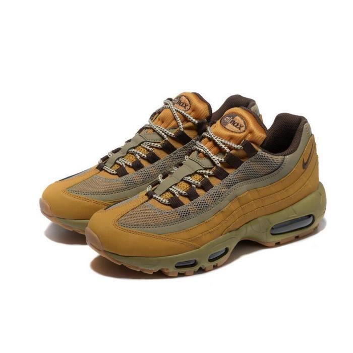 Sports Chaussures 95 Marron Qg Homme Basket Nike Os Air Max c4qAL3R5j