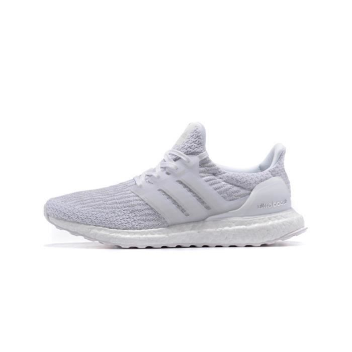 Adidas Ultra BOOST 3.0 sport Chaussures Athletic homme blanc