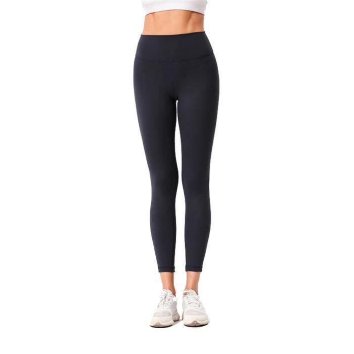 PANTALON DE SPORT Legging pour femme Pantalon de yoga extensible Col
