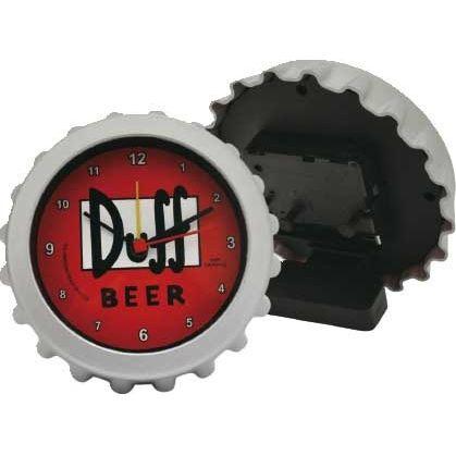 Réveil Simpsons Duff Beer