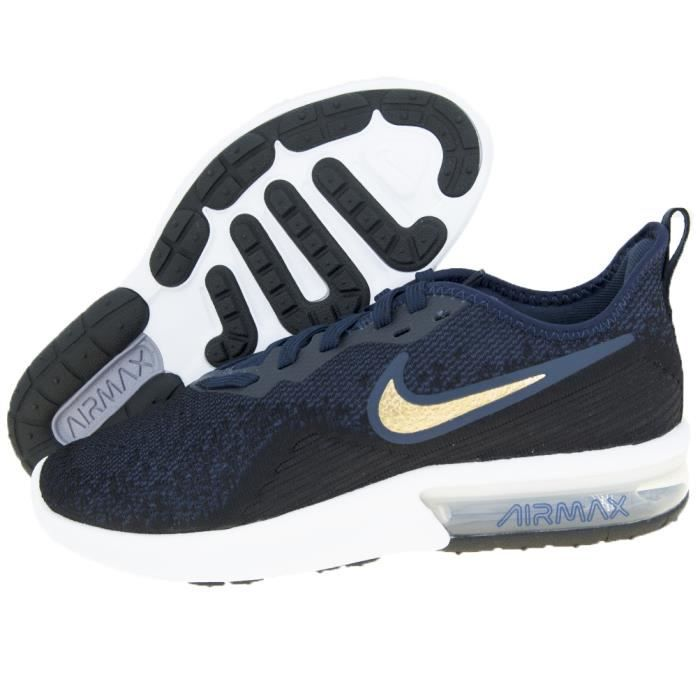 Wmns Air Nike Sequent Baskets Max 4 003 Ao4486 CexdoB