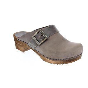 Sabot 453062 modèle Femme Sanita Chaussures vAqfRp