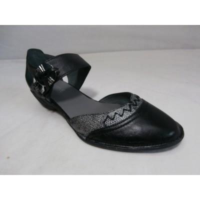 chaussures fugitive kiper noir