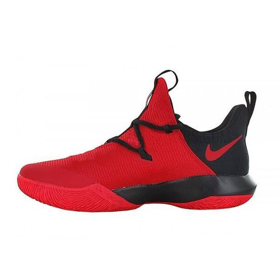 new style 8aa7b 6bf69 Chaussure de Basketball Nike Zoom shift 2 rouge - Prix pas cher - Cdiscount