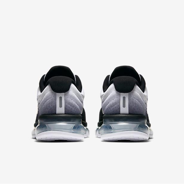 Max NIKE 010 Chaussures Homme 2017 d'entraînement Noir Baskets Air Blanc 849559 1q4RTRf