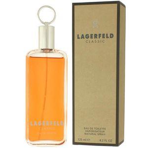 Homme 125ml Eau De Karl Toilette Classic Lagerfeld Vaporisateur Y6bg7fy