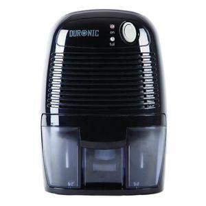 DÉSHUMIDIFICATEUR Duronic DH05 Mini Déshumidificateur noir - Parfait