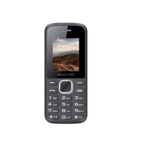 Téléphone portable Téléphone Portable - Echo - Mobile First Noir - Do