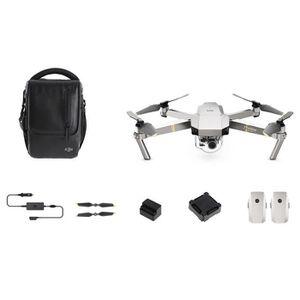 DRONE DJI Drone RTF WiFi Mavic Pro Platinum Pliable RC F