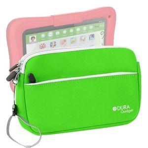 HOUSSE TABLETTE TACTILE Housse étui vert pour tablette FNAC Kids Kurio 7