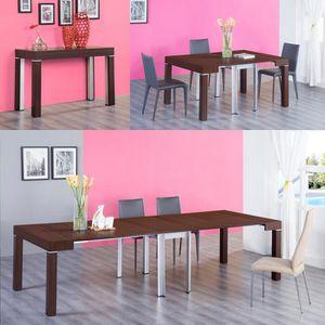 console extensible achat vente console extensible pas. Black Bedroom Furniture Sets. Home Design Ideas