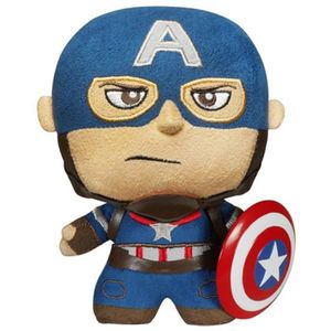 PELUCHE Peluche Fabrikations - Avengers - Captain America