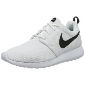 huge selection of 7898d e7076 BASKET NIKE Chaussure de course pour femme roshe one blan
