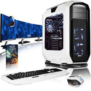 UNITÉ CENTRALE + ÉCRAN VIBOX Rapture L770-632 PC Gamer Ordinateur avec Je
