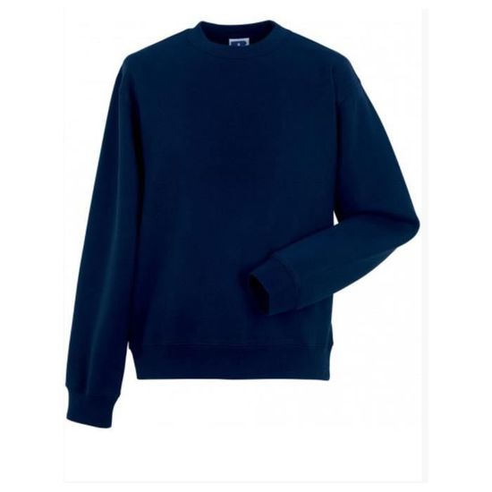 e91786c23 Sweat de travail Bleu Marine Bleu marine - Achat / Vente sweatshirt ...