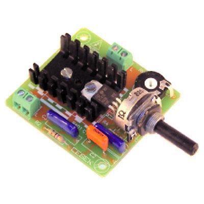 module regulateur variateur de vitesse moteur monophase 230v 750w achat vente kit r gulateur. Black Bedroom Furniture Sets. Home Design Ideas