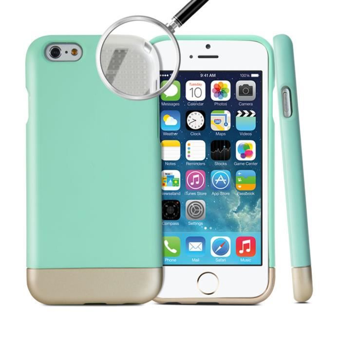 coque iphone 6 menthe