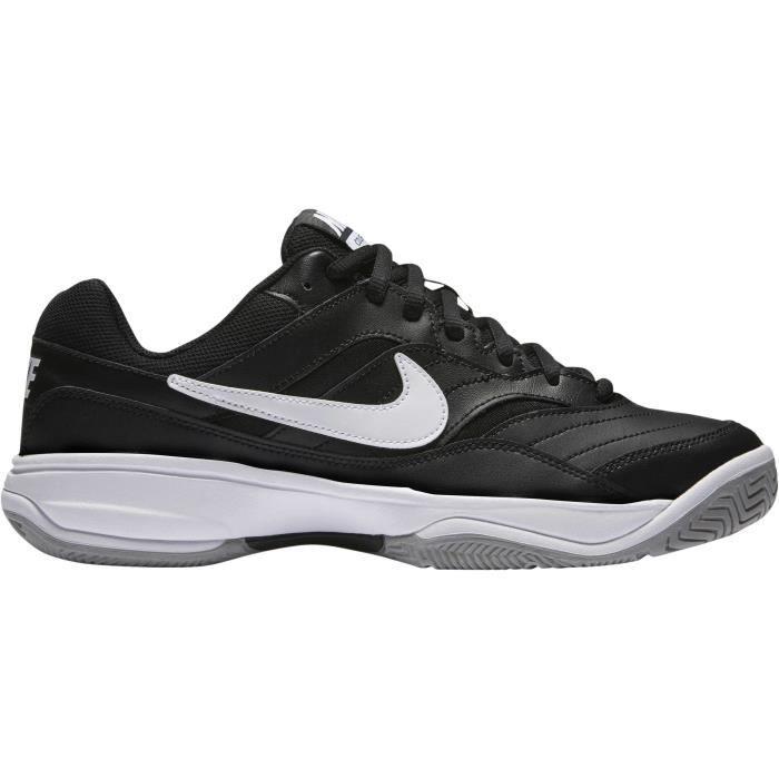 Noir Court Tennis Chaussures De Homme Lite Nike tv1YqUHwt