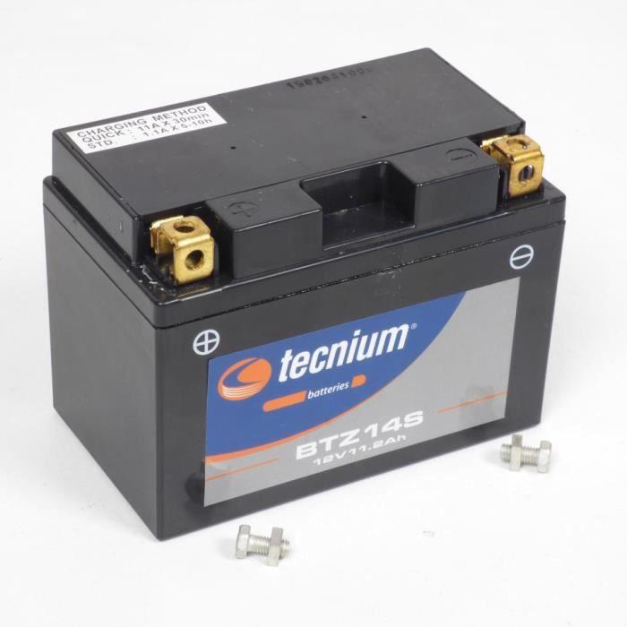 1000 11 Tecnium 12v Sans Ytz14s Batterie 2ah Moto Yamaha Entretien 0Nwnm8