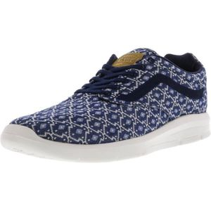 Vans Unisexe Iso 1.5 Couverture Weave Exécution Sneaker LTGHB Taille-36 1-2 xeWXy