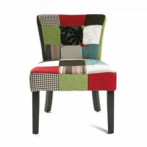 Fauteuil Kevya Patchwork 28 Images Fauteuil Scandinave Tissu