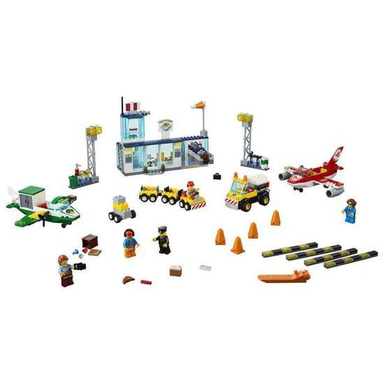 Juniors 10764 City Lego® Central L'aéroport l1FKcJ