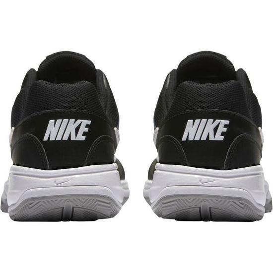 Lite Homme Noir Nike Cher Pas Chaussures Prix Tennis De Court qCFq4ISwX