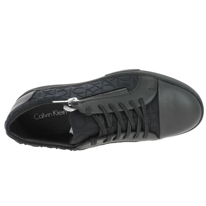 chaussures a lacets ibrahim homme calvin klein f0932