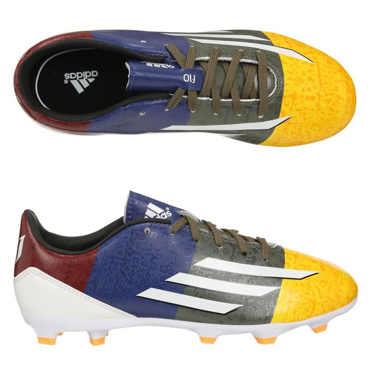 F10 Garçon Pas Football Messi Chaussures Adidas Prix Fg Cher cJTFl13K