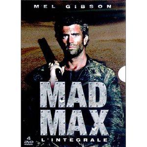 DVD FILM DVD Coffret mad max : mad max 1 a 3