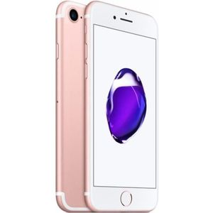 SMARTPHONE iPhone 7 128 Go Or Rose Occasion - Comme Neuf