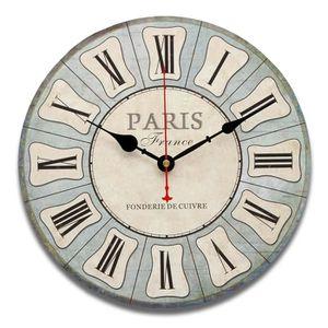 horloge de cuisine achat vente horloge de cuisine pas cher black friday le 24 11 cdiscount. Black Bedroom Furniture Sets. Home Design Ideas