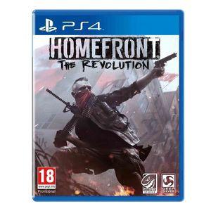 JEU PS4 Jeu Playstation 4 Homefront the Revolution