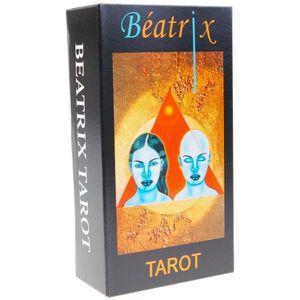 CARTES DE JEU Tarot Béatrix - Le Rayon Bleu unique
