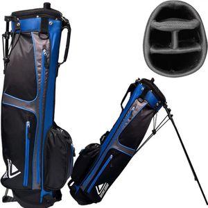 SAC DE GOLF Golf, Sac Trépied Bleu Royal 6