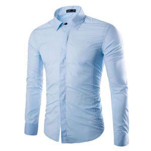finest selection 81787 02c6f f-m-q-chemise-hommes-coupe-droite-et-col-montan.jpg