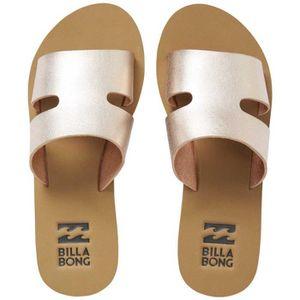 Tom Pour Tongs Chaussures Plage Billabong Noir Femmes Homme ikPTOXuZwl