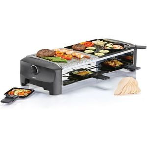 plancha grill raclette