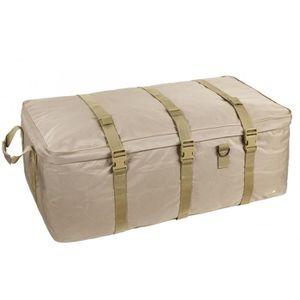 SAC DE VOYAGE Cantine souple sac militaire 160 L tan - Beige