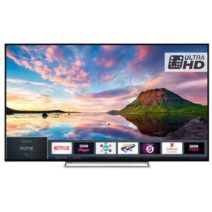 Téléviseur LED Téléviseur TOSHIBA 65U5863DG - UHD -4K - 65'