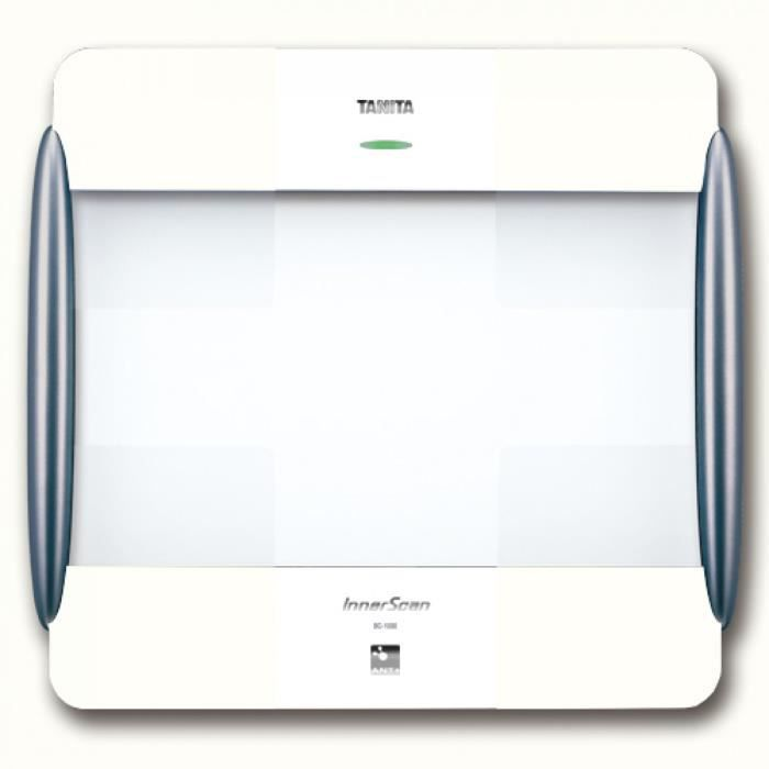 TANITA BC1000WH21 Pèse-personne - Connexion sans fil - Blanc