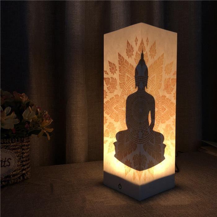 Table Chevet Veilleuse Chaude Cadeau Ampoule Lampe De Sul90328882a Blanche Dimmable Lampdecorative Bois hrQdCBtsx