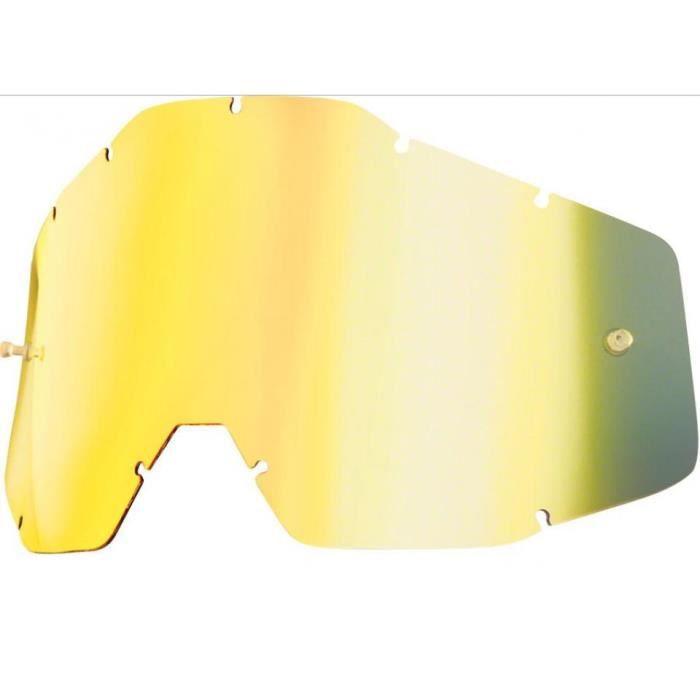 LUNETTES - MASQUE à‰cran de remplacement pour masque Lens for Racecr